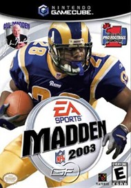 Rent Madden NFL 2003 for GC