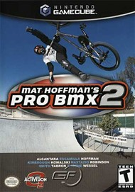 Rent Mat Hoffman's Pro BMX 2 for GC