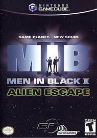 Rent Men in Black 2: Alien Escape for GC