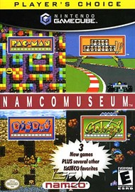 Rent Namco Museum for GC