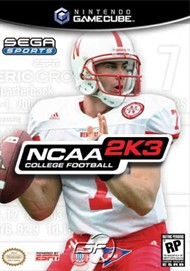 Rent NCAA College Football 2K3 for GC