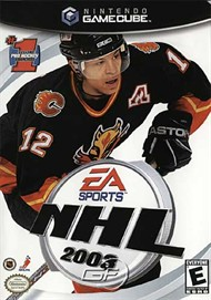 Rent NHL Hitz 2003 for GC