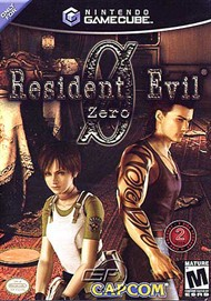 Rent Resident Evil Zero for GC