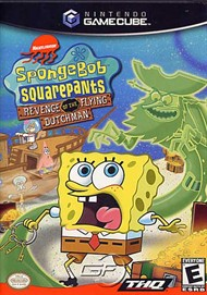 Rent SpongeBob SquarePants: Revenge of the Flying Dutchman for GC