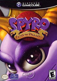 Rent Spyro 2: Enter The Dragonfly for GC