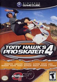 Rent Tony Hawk's Pro Skater 4 for GC