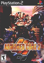 Rent Armored Core 3 for PS2