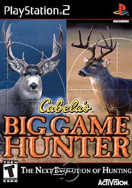 Rent Cabela's Big Game Hunter for PS2