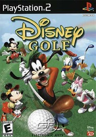 Rent Disney Golf for PS2