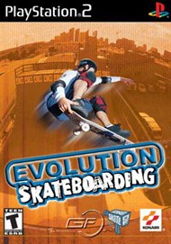 Rent Evolution Skateboarding for PS2