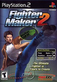 Rent Fighter Maker 2 for PS2