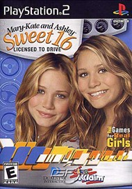 Image of Mary-Kate and Ashley Sweet 16: Licensed to Drive - Pre-Played