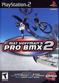 Rent Mat Hoffman's Pro BMX 2 for PS2