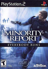 Rent Minority Report for PS2
