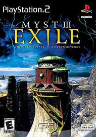Rent Myst III: Exile for PS2