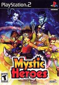 Rent Mystic Heroes for PS2