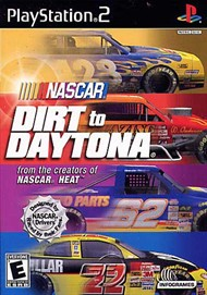 Rent NASCAR: Dirt to Daytona for PS2
