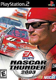 Rent NASCAR Thunder 2003 for PS2