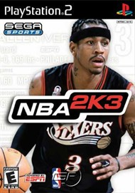 Rent NBA 2K3 for PS2