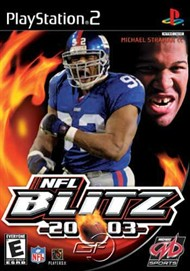 Rent NFL Blitz 2003 for PS2