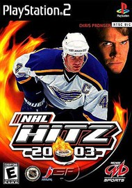 Rent NHL Hitz 2003 for PS2
