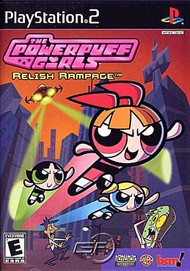 Rent Powerpuff Girls: Relish Rampage for PS2