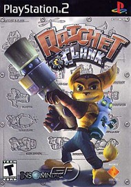 Rent Ratchet and Clank for PS2