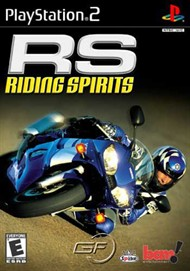 Rent Riding Spirits for PS2
