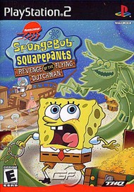 Rent SpongeBob SquarePants: Revenge of the Flying Dutchman for PS2