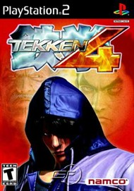 Rent Tekken 4 for PS2