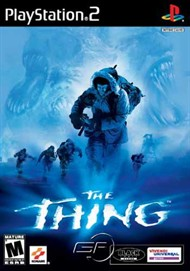 Rent The Thing for PS2