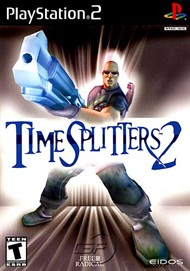 Rent Time Splitters 2 for PS2