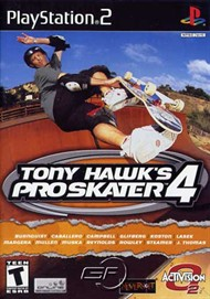 Rent Tony Hawk's Pro Skater 4 for PS2