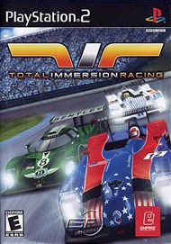 Rent Total Immersion Racing for PS2