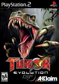 Rent Turok: Evolution for PS2