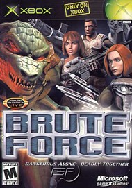 Rent Brute Force for Xbox