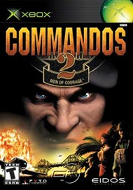 Rent Commandos 2: Men of Courage for Xbox