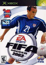 Rent FIFA Soccer 2003 for Xbox