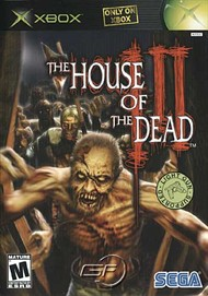 Rent The House of The Dead 3 for Xbox