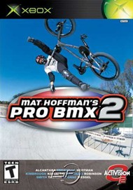 Rent Mat Hoffman's Pro BMX 2 for Xbox