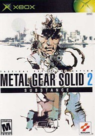 Rent Metal Gear Solid 2: Substance for Xbox