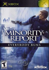 Rent Minority Report for Xbox
