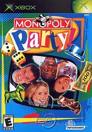 Rent Monopoly Party for Xbox