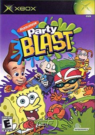 Rent Nickelodeon Party Blast for Xbox