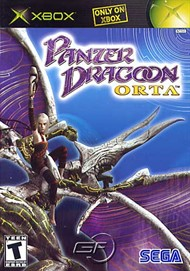Rent Panzer Dragoon Orta for Xbox