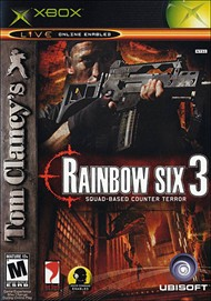 Rent Tom Clancy's Rainbow Six 3 for Xbox