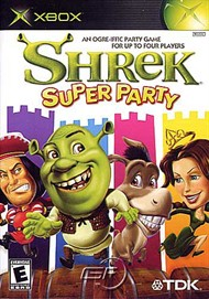 Shrek: Super Party - Pre-Played
