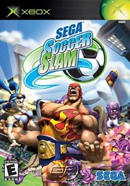 Rent Sega Soccer Slam for Xbox