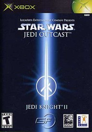 Rent Star Wars Jedi Knight II: Jedi Outcast for Xbox