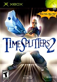 Rent Time Splitters 2 for Xbox